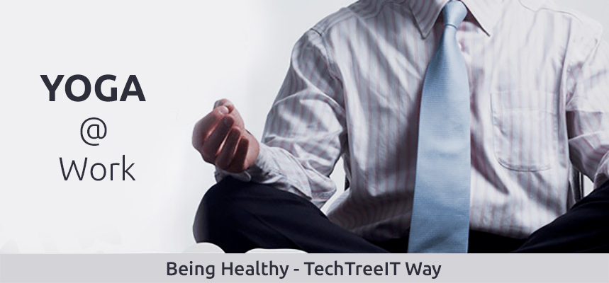 Being Healthy – TechTreeIT Way
