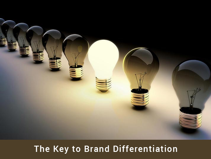 The Key to Brand Differentiation
